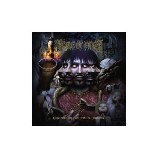 Cradle Of Filth - GODSPEED ON THE DEVIL'S THUNDE, 1686179232