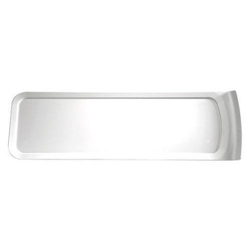 Taca prostokątna z melaminy gn 2/4 | 520x160mm | biała marki Aps