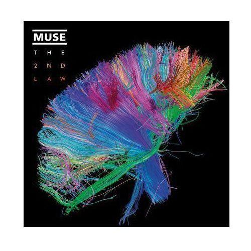 The 2nd Law - Muse (Płyta CD) (0825646568796)