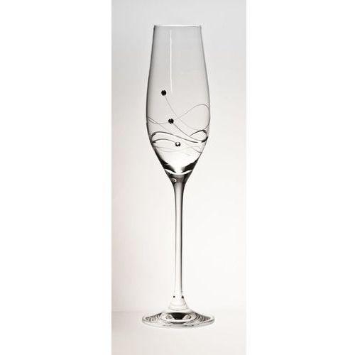 B. Bohemian kieliszki na wino musujące GRAVITY 2 sztuki 210 ml (8586008771811)