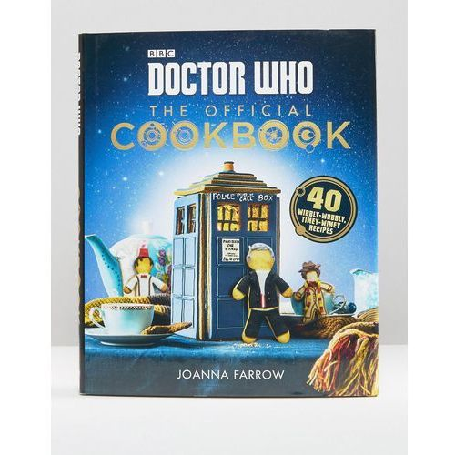 Books The doctor who official cookbook - multi