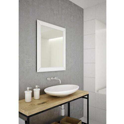 Lustro łazienkowe bez oświetlenia DOMINO 80 x 55 cm DUBIEL VITRUM, Dubiel Vitrum_2796530