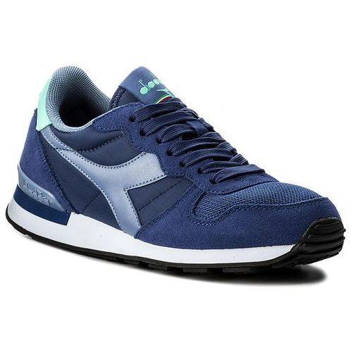 Sneakersy - camaro 501.159886 01 c7109 blue deptsh/blue ice marki Diadora