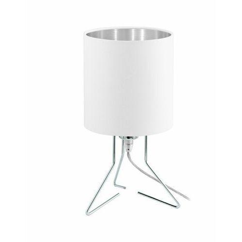 Eglo 95759 - lampa stołowa nambia 1 1xe14/60w/230v (9002759957599)