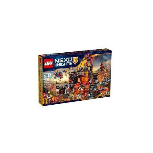 LEGO NEXO KNIGHTS, Wulkaniczna kryjówka Jestro, 70323