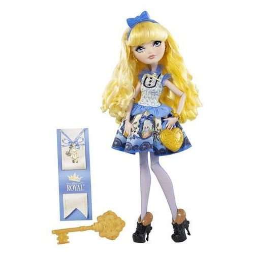 Ever after high - royalsi marki Mattel