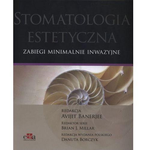 Stomatologia estetyczna, oprawa twarda