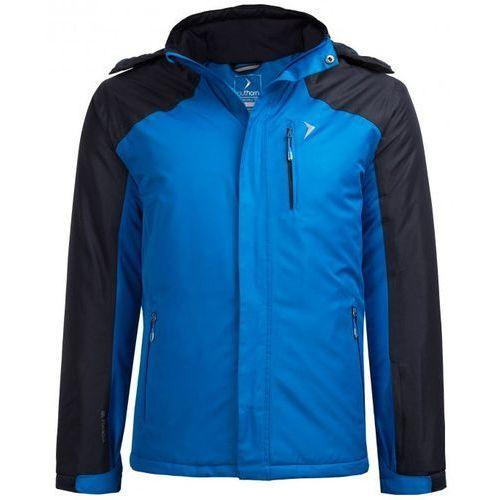 Męska kurtka narciarska z18 kumn602 30s granatowy/niebieski xxl marki Outhorn