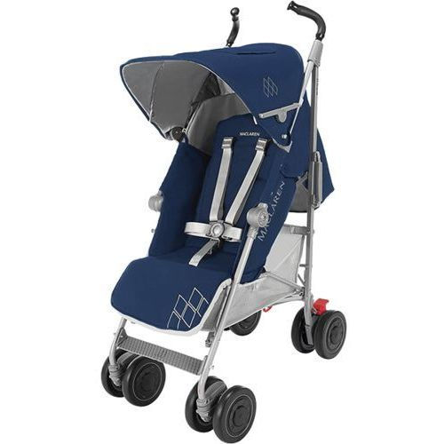 MACLAREN Wózek spacerowy Techno XT Medieval Blue/Silver - sprawdź w wybranym sklepie