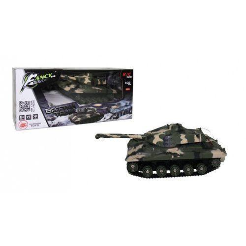 czołg sterowany podczerwień 1:32 27 mhz marki Brimarex