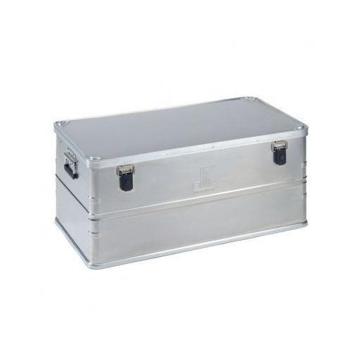 Alpos Aluminiowa skrzynka transportowa, 140 l, 900x490x380 mm