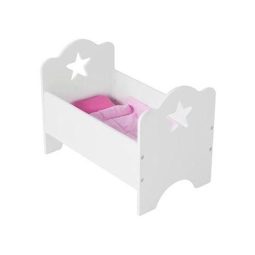 Łóżeczko dla lalek z gwiazdką marki Kids concept