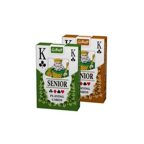 Trefl kraków Trefl karty classic senior 55 (5904262149178)