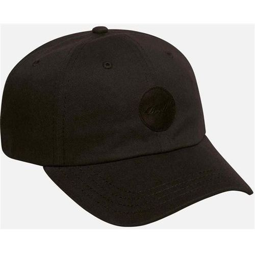 czapka z daszkiem REELL - Dad Cap Cotton Twill Black (BLACK)