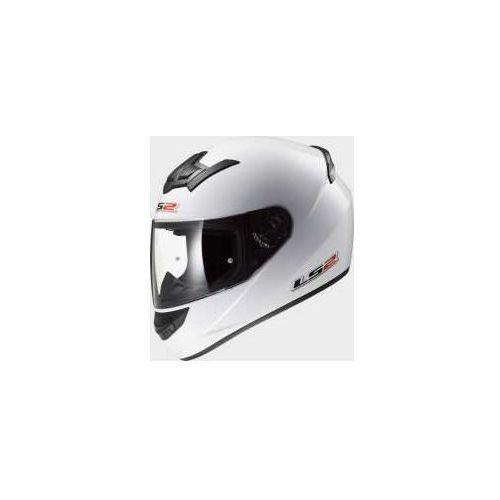 OKAZJA - Kask single rookie ff352. biały-połysk / white nowy model 2! marki Ls2