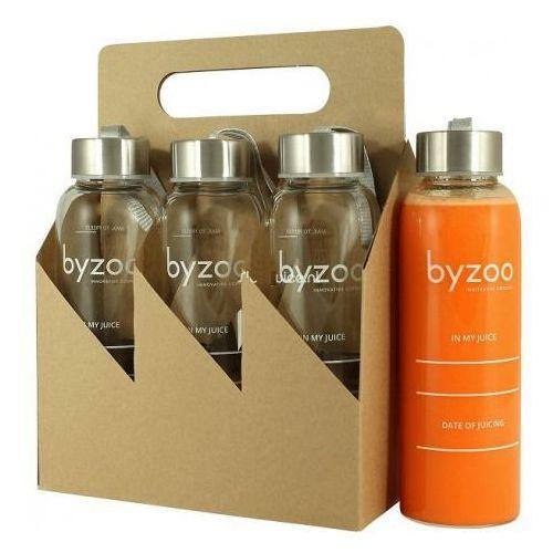 Butelki 6-pak marki Byzoo