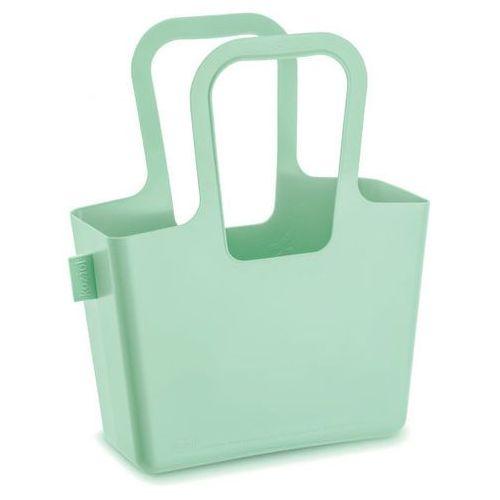 Wielofunkcyjna torba na zakupy, plażę taschelino - kolor miętowy, marki Koziol
