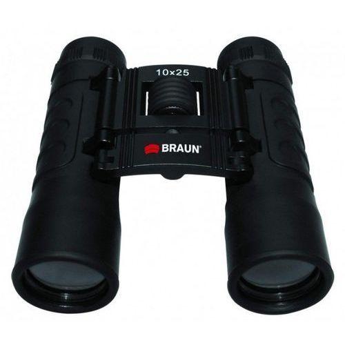 Braun phototechnik Lornetka braun 10x25 czarny (4000567201229)