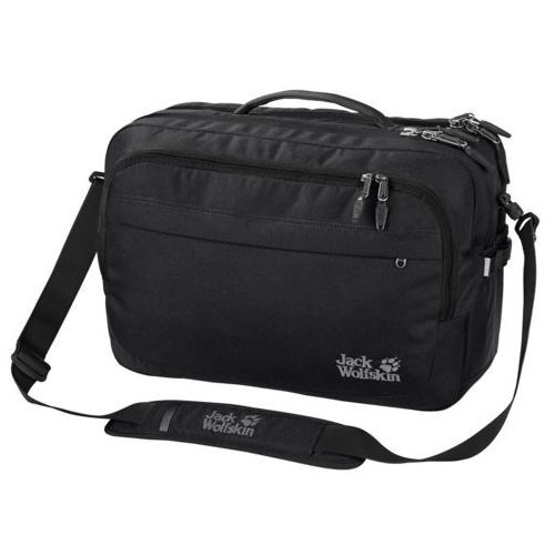 Torba na notebook JACK.POT DE LUXE BAG - black, kolor czarny