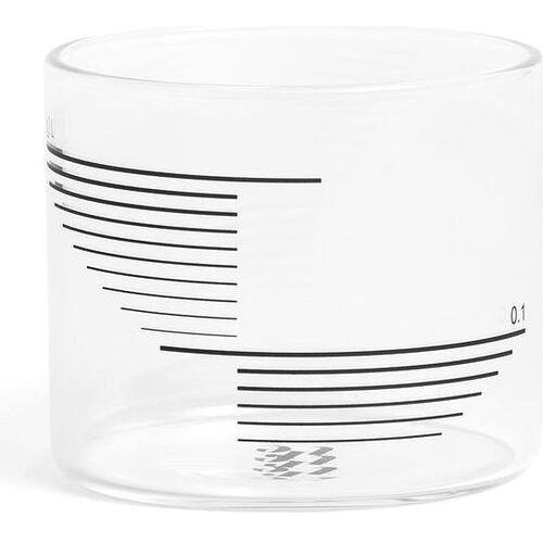 Szklanki 0,2 l w komplecie 4 szt. rectangle stripes marki Tre
