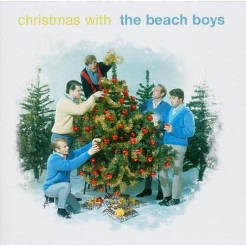 The Beach Boys - CHRISTMAS WITH THE BEACH BOYS (0724357976527)