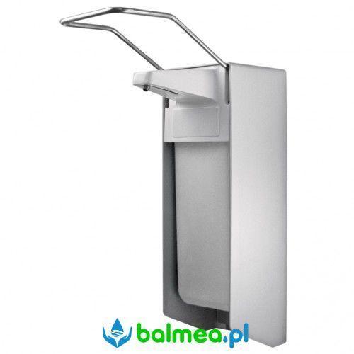 Dozownik płynów dezynfekcyjnych i mydła w płynie łokciowy 0,5l FANECO MED