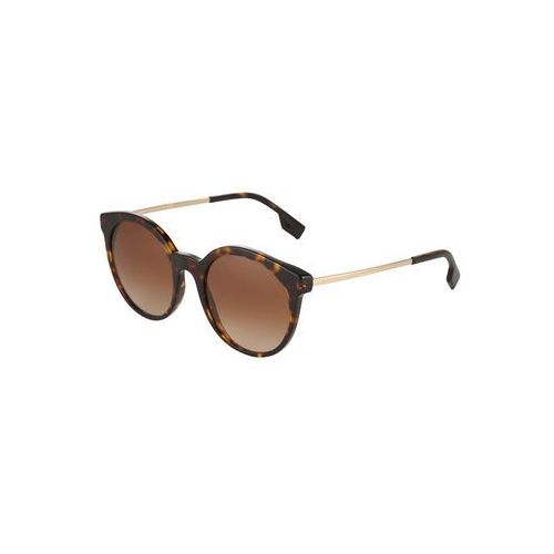BURBERRY Okulary przeciwsłoneczne brązowy / mieszane kolory
