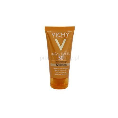 Vichy Idéal Soleil Capital matujący krem BB SPF 50 + do każdego zamówienia upominek.