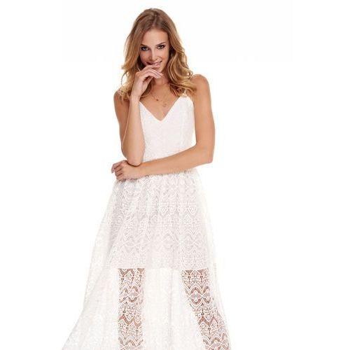 Sukienka Primrose w kolorze białym