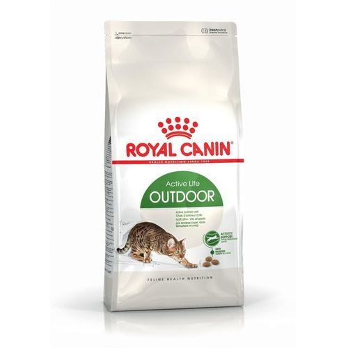 Royal canin cat food outdoor 30 dry mix 10kg - 3182550707398
