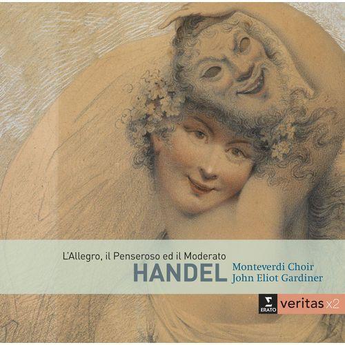 L'Allegro, Il Penseroso Ed Il Moderato (CD) - Handel - sprawdź w wybranym sklepie