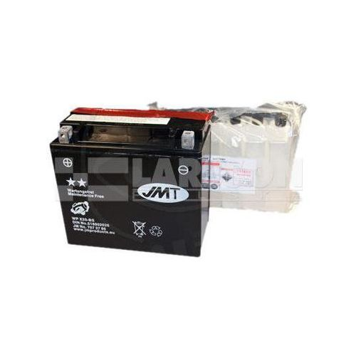 Akumulator bezobsługowy jmt ytx20-bs (wpx20-bs) 1100255 harley davidson fxst 1340 marki Jm technics