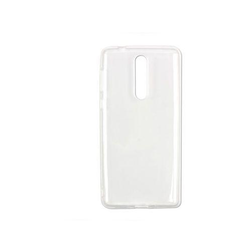 Nokia 8 - etui na telefon Ultra Slim - przezroczyste