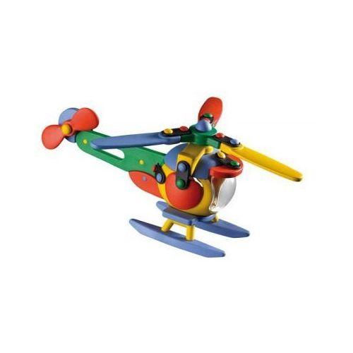 Zestaw do składania mic-o-mic wesoły konstruktor helikopter marki Mic-o-mic - zabawki konstrukcyjne