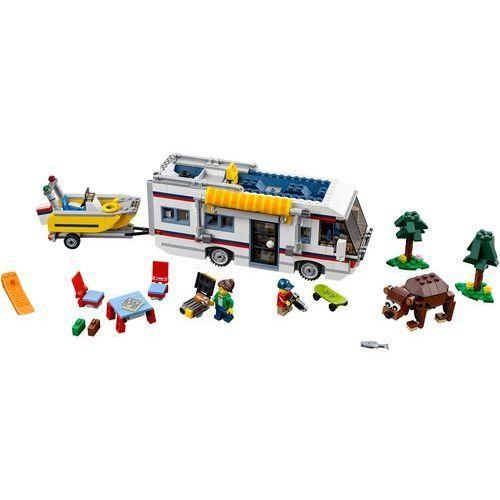 LEGO Creator, Wyjazd na wakacje, 31052