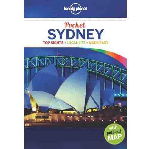 Sydney przewodnik kieszonkowy Lonely Planet Pocket (kategoria: Literatura obcojęzyczna)