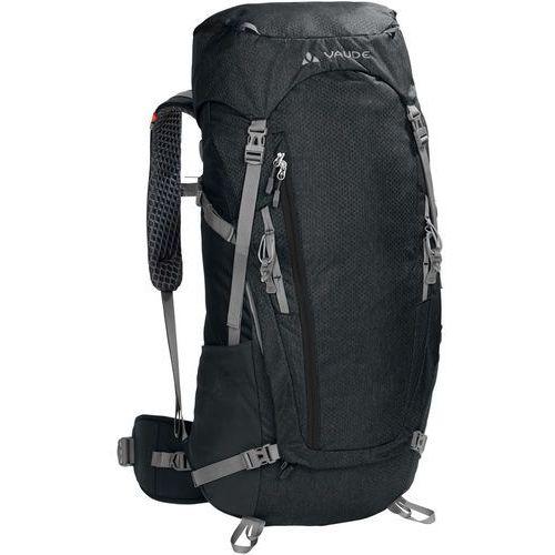 Vaude asymmetric 42+8 plecak trekkingowy black