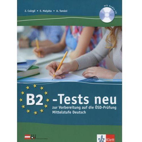 B2 Tests neu, Testbuch + CD