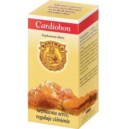Kapsułki Bonimed Cardiobon wzmacnia serce i reguluje ciśnienie 30 kapsułek