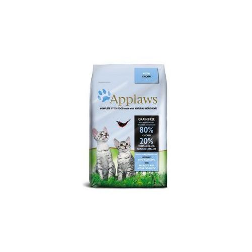 cat kitten chicken - 2kg marki Applaws