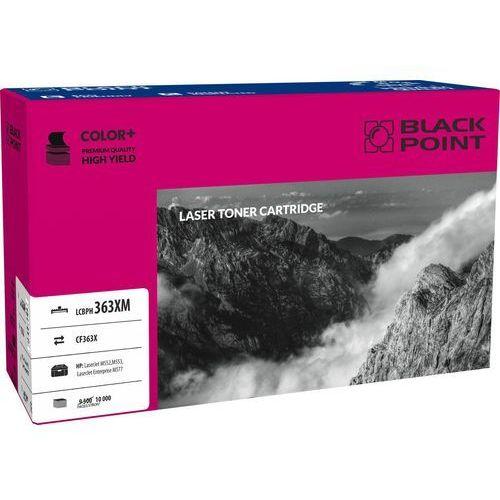 Black point Toner zamienny lcbph363xm dla hp cf363x magenta na 10000 stron - kurier ups 14pln, paczkomaty, poczta