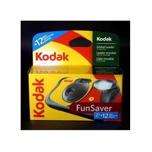 Kodak aparat FUN Saver 400/27 +12 z kategorii Pozostałe akcesoria studyjne