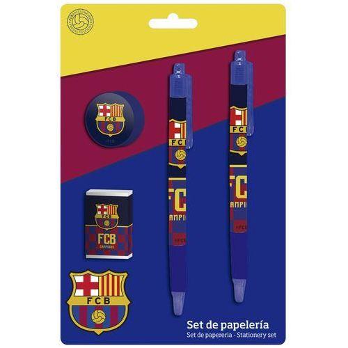 Zestaw przyborów szkolnych fc barcelona marki Cyp brands