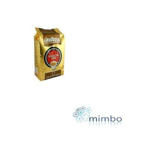 Kawa qualita oro 1 kg marki Lavazza. Najniższe ceny, najlepsze promocje w sklepach, opinie.