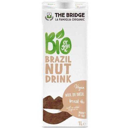 Napój Mleko z Orzechów Brazylijskich Naturalne 1L b/g - The Bridge