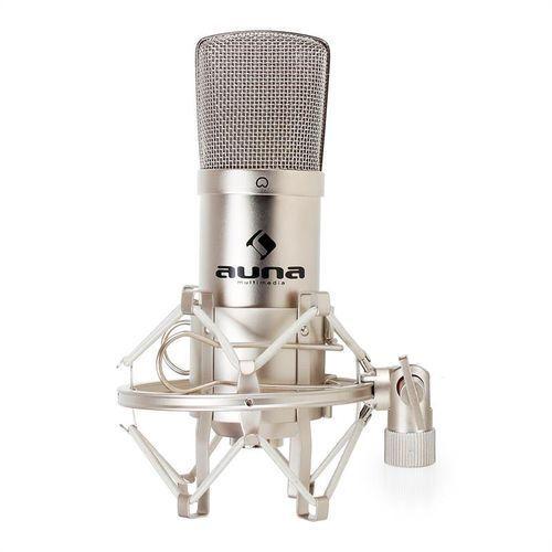 cm001s profesjonalny,studyjny mikrofon pojemnościowy marki Auna