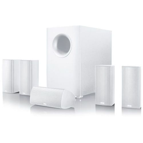 movie 265 biały hgl - zestaw głośników kina domowego | poczuj filmowe emocje! | raty 0% marki Canton