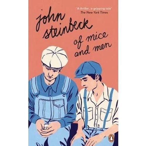 Of Mice and Men - John Steinbeck (112 str.)