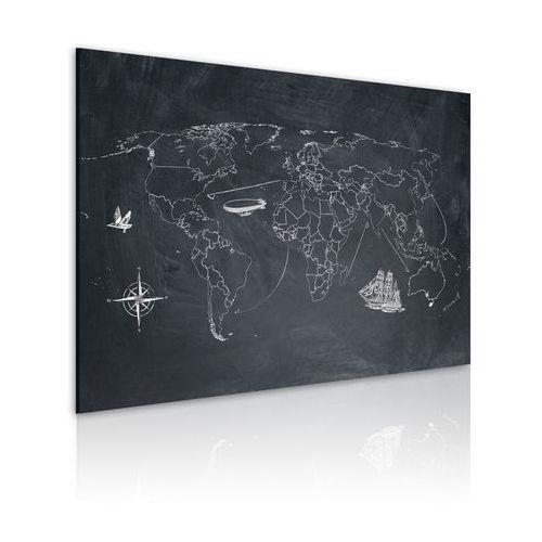 Artgeist Obraz - podróż dookoła świata