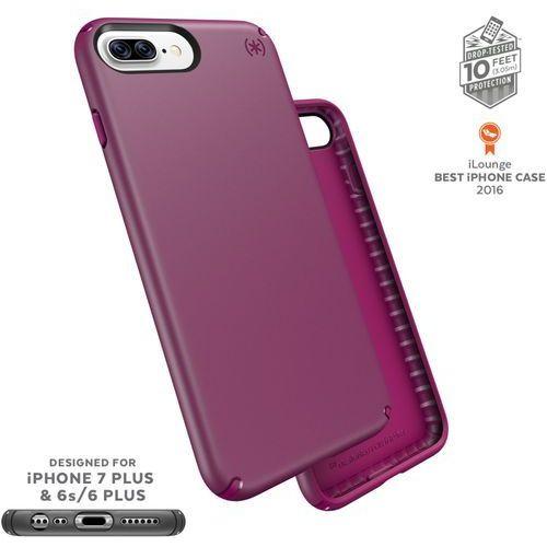 Speck presidio etui obudowa iphone 8 plus / 7 plus / 6s plus / 6 plus (syrah purple/magneta pink)